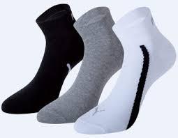 Комплект <b>носков</b> PUMA <b>Lifestyle Quarters 3P</b>, 3 шт — купить в ...