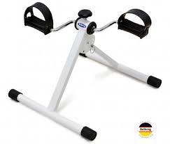 Мини <b>велотренажер Belberg BE-10</b> складной, с регулировкой ...
