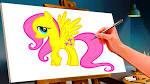 Видео как нарисовать дружба это чудо поэтапно
