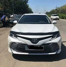 <b>Дефлектор капота EGR</b> для Toyota Camry (2017-2020 ...