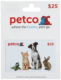 Petco Gift Card $25: Gift Cards - Amazon.com