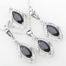 Женский комплект свадебных украшений из серебра 925 пробы ...