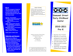 example brochure template preschool trifold brochure pub example brochure template dimension n tk