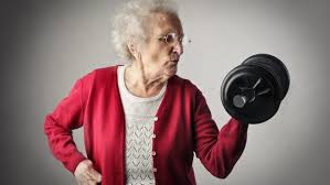 Image result for seniors working out