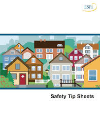 safety toolkit fergus electric cooperative national electric safety month toolkit safety tip sheets