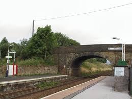 Dove Holes railway station