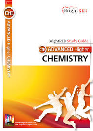 brightred publishing cfe advanced higher chemistry picture of cfe advanced higher chemistry picture of cfe advanced higher chemistry
