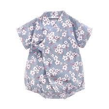 Sanlutoz Summer <b>Floral</b> Cotton <b>Baby</b> Girls Bodysuit <b>Newborn</b> ...
