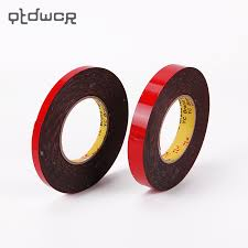 <b>1PC</b> Durable Double Sided Tape Adhesive <b>High Strength</b> Double ...