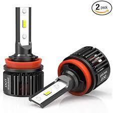 SEALIGHT H11/H9 LED Headlight Bulbs Low Beam ... - Amazon.com