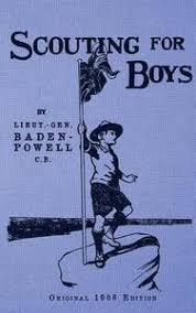robert s baden powell scouting for boys original 1908 edition