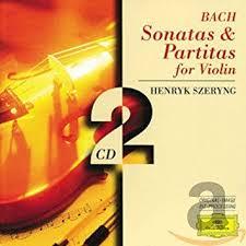 Johann Sebastian <b>Bach</b>, <b>Henryk Szeryng</b> - Sonatas & Partitas (2 CD ...