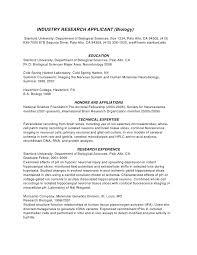 PhD CV Biotechnology Home Design Resume CV Cover Leter