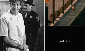 Nike's 'Just do it' was inspired by murderer Gary Gilmore's last words ...
