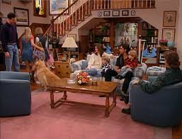 The  quot Full House quot  Victorian in San Francisco TodayTanner Family Living Room in Series Finale Full House
