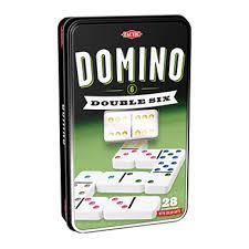 <b>Игра настольная Tactic</b> Домино 1шт Китай - купить c доставкой ...