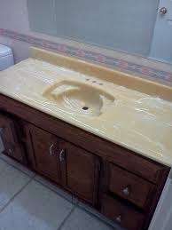 images cultured marble countertops long cream white marble  long shiny cream top with single sink placed