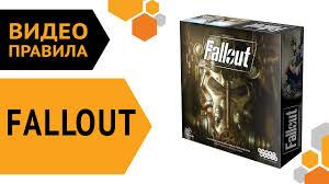 Fallout. <b>Настольная игра</b> — Руководство по выживанию в ...