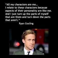 Ryan Gosling Quotes From Movies. QuotesGram via Relatably.com