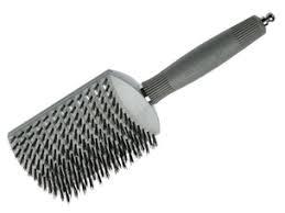 <b>Щетка для волос</b> Ceramic Ion XL Boar <b>Large</b> от Olivia Garden с ...