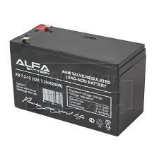 Купить <b>аккумулятор Alfa Battery</b> FB 7,2-12 по выгодной цене ...