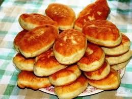 Картинки по запросу Рецепт приготовления пирожков с картошкой