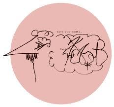 kurt vonnegut s letters the new york times credit drawing courtesy of the kurt vonnegut trust donald c farber trustee