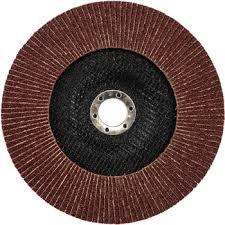 Купить <b>Круг лепестковый</b> для шлифования Yoko <b>Р60</b>, 180×22 мм ...
