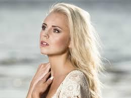 By becca on 9 mars, 2014 in Makeup Portfolio. Makeup: Rebecca Hallström. Model: Sofie Graw. Photographer: Mikael Sandberg - sofie