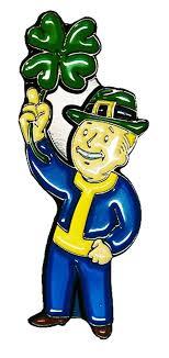 <b>Fallout</b> Lucky <b>Vault Boy</b> Collectible Pin, SDCC '17 Exclusive - pinicorn