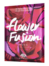 <b>Origins</b> Masks Sheet Mask <b>Flower Fusion Rose</b> 34 g | Frankfurt ...