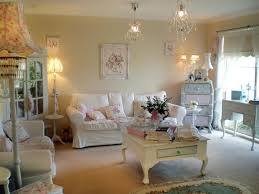 shabby chic living room design ideas pictures