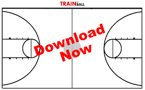 printable basketball pictures   cliparts coprintable basketball court diagrams