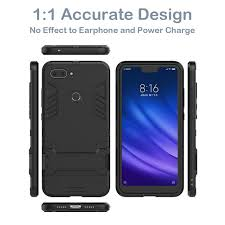 akabeila armor case for oneplus 5 6 cover 5t 6t 3 x hard pc tpu bumper with stand holder