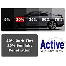 Active <b>Film</b> Limo <b>Black</b>, <b>Medium</b>, <b>Light</b> & Ultra <b>Light</b> Car Auto Tint ...