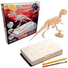 Игра <b>Bradex Юный археолог</b> Бронтозавр – выгодная цена ...