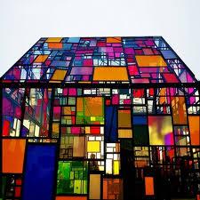 High-quality 152x66cm <b>Colorful Transparent</b> Window Glass Film ...