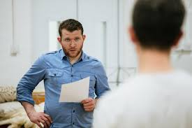 the taming of the shrew playing shakespeare deutsche bank rehearsal of the taming of the shrew playing shakespeare deutsche bank 2017 for the shakespeare s globe at jerwood space london 2017