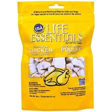 CAT-MAN-DOO - <b>Life Essentials Freeze Dried</b> Chicken - 2 oz. (57 g)