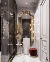 "<b>Пуф</b> ""Eichholtz"". | Роскошные ванные комнаты, Интерьер ванной ..."