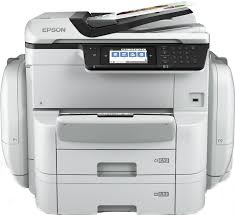 <b>МФУ Epson WorkForce</b> Pro WF-C869RDTWF (RIPS) C11CF34401 ...