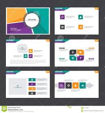abstract orange presentation template infographic elements flat orange green purple abstract presentation template infographic elements flat design set for brochure flyer leaflet marketing