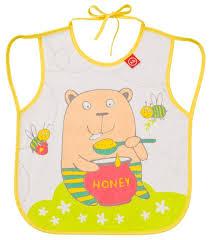 <b>Happy Baby Нагрудник</b> Basic Baby bib with hangers — купить по ...