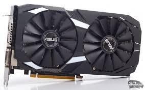 Обзор <b>видеокарты ASUS</b> Dual series <b>Radeon RX</b> 580: без ...