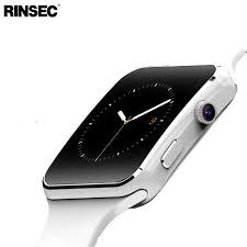 New Arrival X6 <b>Smart Watch with Camera</b> Touch Screen Support ...
