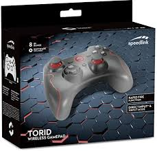 <b>Speedlink Torid Gamepad Wireless</b> Pc/ps Bl: Amazon.in: Computers ...