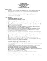property manager resume com property manager resume for a job resume of your resume 15
