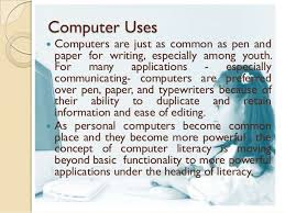 easy essay on importance of computer education   mfacoursesweb  easy essay on importance of computer education