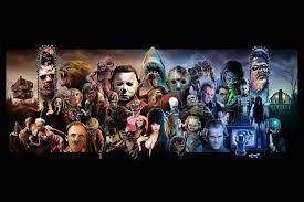 Art <b>Print Poster Canvas</b> Jigsaw 2017 Hot Horror Classic Movie Art ...