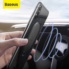 <b>Baseus Metal</b> Plate Disk For Magnet Car Phone Holder Leather ...